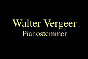 Walter Vergeer
